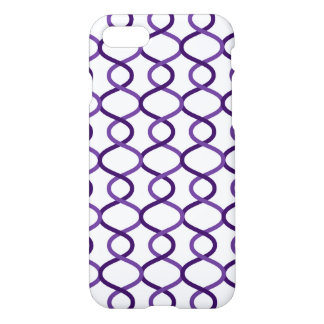 Moroccan weave pattern iPhone 7 case