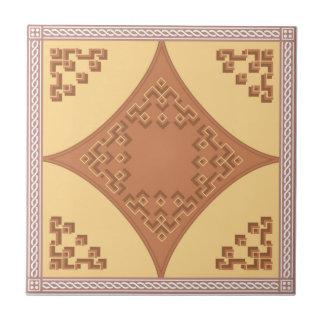 Moroccan Zig-Zag Tile