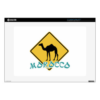 "Morocco 15"" Laptop Decal"