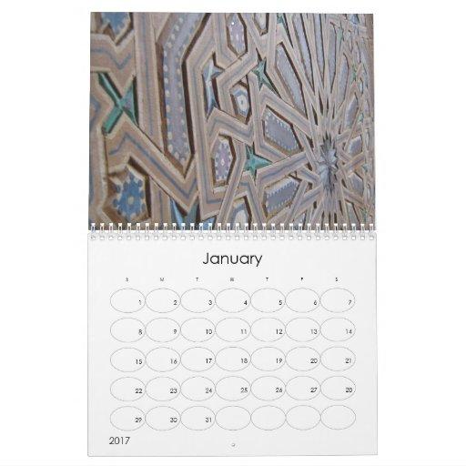 Morocco 2012 Calendar