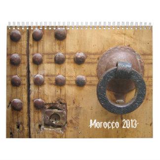 Morocco 2013 Calendar