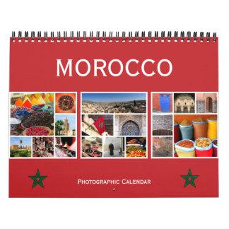 morocco 2018 calendar