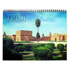 morocco 2021 calendar
