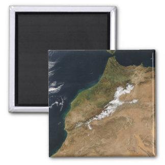 Morocco 2 Inch Square Magnet