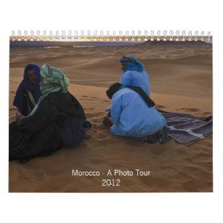 Morocco - A Photo Tour Calendar