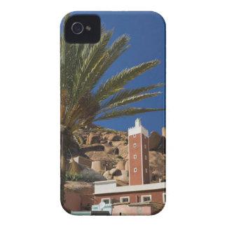MOROCCO, Anti Atlas, TAFRAOUTE Area: ADAI, Red iPhone 4 Case-Mate Cases