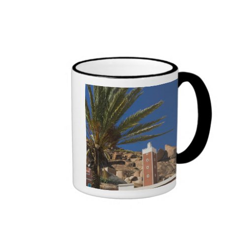 MOROCCO, Anti Atlas, TAFRAOUTE Area: ADAI, Red Ringer Coffee Mug