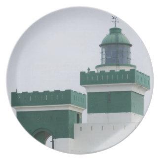 MOROCCO, Atlantic Coast, BEDDOUZA: Cap Beddouza 2 Dinner Plate