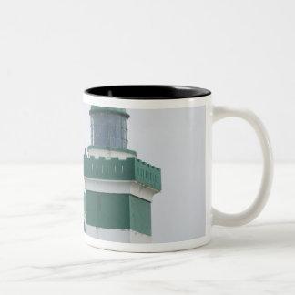 MOROCCO, Atlantic Coast, BEDDOUZA: Cap Beddouza 2 Two-Tone Coffee Mug