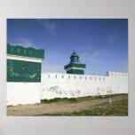 MOROCCO, Atlantic Coast, BEDDOUZA: Cap Beddouza Poster