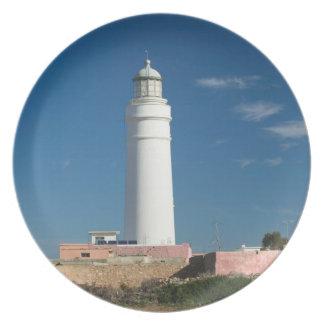 MOROCCO, Atlantic Coast, CAP RHIR: Cap Rhir Party Plates