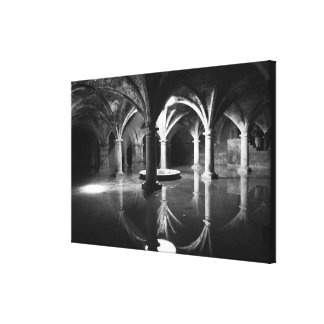 MOROCCO, Atlantic Coast, EL, JADIDA: Cite Canvas Print