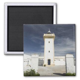 MOROCCO, Atlantic Coast, ESSAOUIRA: Essaouira 2 Inch Square Magnet