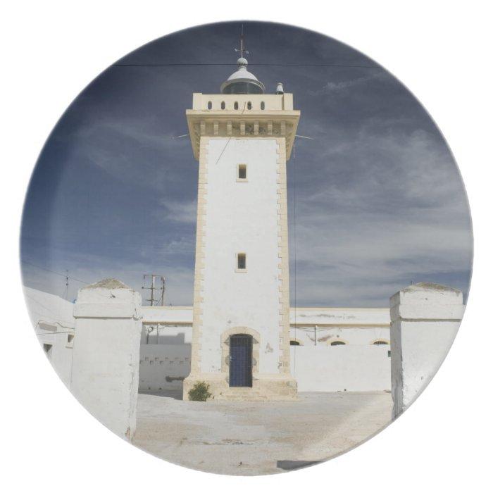 MOROCCO, Atlantic Coast, ESSAOUIRA: Essaouira Melamine Plate