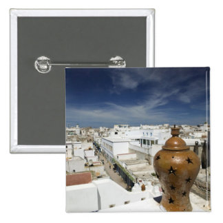 MOROCCO, Atlantic Coast, ESSAOUIRA: High Vantage Button
