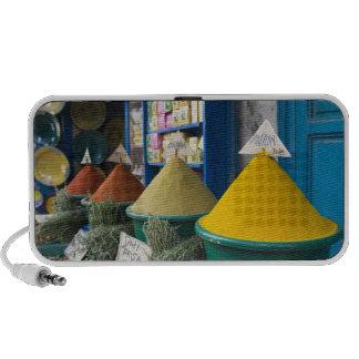 MOROCCO, Atlantic Coast, ESSAOUIRA: Spice Market Portable Speaker