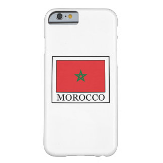 Morocco Barely There iPhone 6 Case