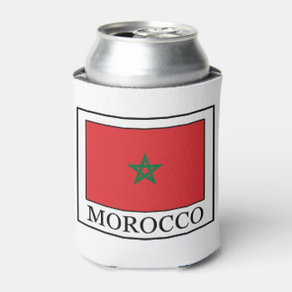 Morocco Can Cooler