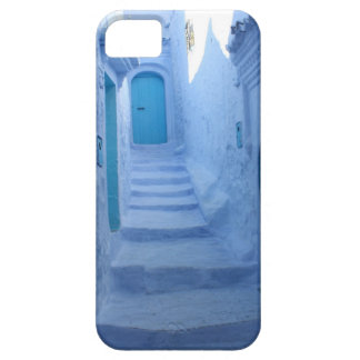 Morocco, Chefchaouen, The Blue City iPhone 5 Cover