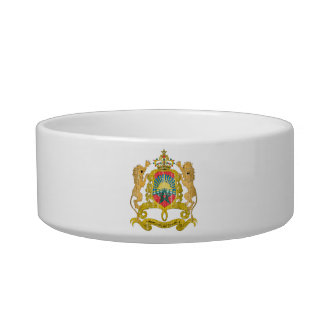 Morocco Coat Of Arms Bowl