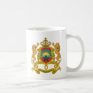 Morocco Coat Of Arms Coffee Mug
