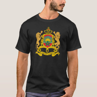 Morocco Coat of Arms detail T-Shirt