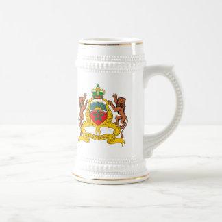 Morocco Coat of Arms Mug
