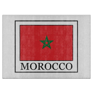 Morocco Cutting Board
