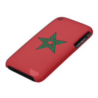 Morocco Flag iPhone 3 Case-Mate Cases
