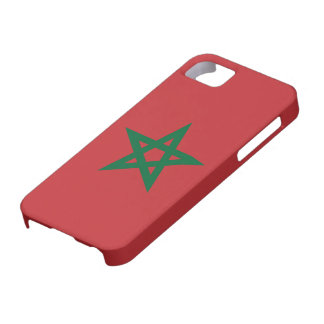 Morocco Flag iPhone 5 Cases