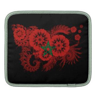 Morocco Flag iPad Sleeve