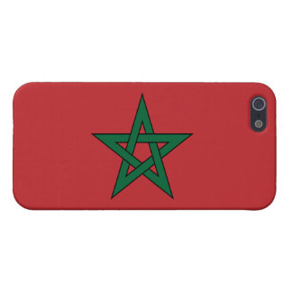 Morocco Flag Covers For iPhone 5