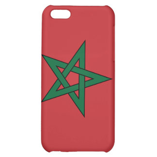 Morocco Flag iPhone 5C Cover