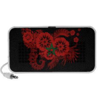 Morocco Flag Mini Speaker