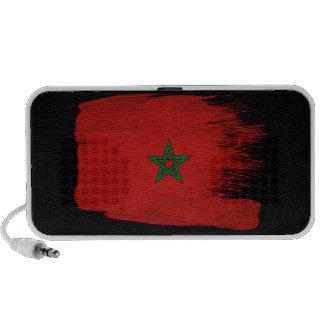 Morocco Flag Portable Speaker