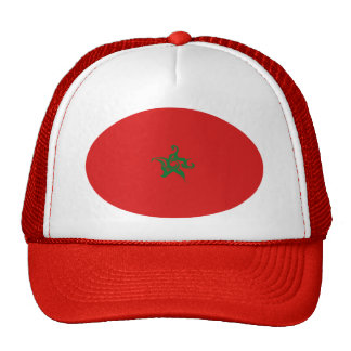 Morocco Gnarly Flag Hat