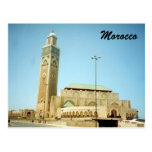 morocco hassan postcards