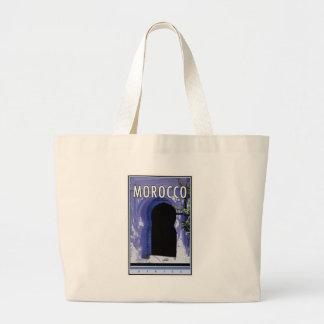 Morocco Large Tote Bag