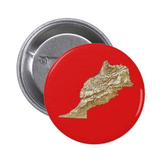 Morocco Map Button