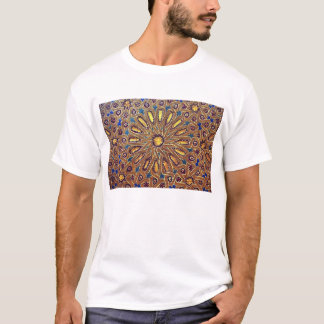 morocco marrakech mosaic islam decoration geometry T-Shirt