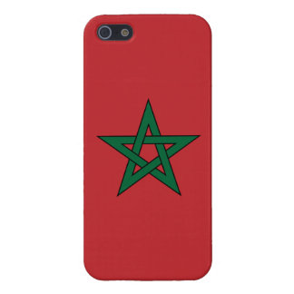 Morocco – Moroccan Flag Case For iPhone SE/5/5s
