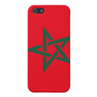 Morocco Moroccan flag  Cover For iPhone SE/5/5s