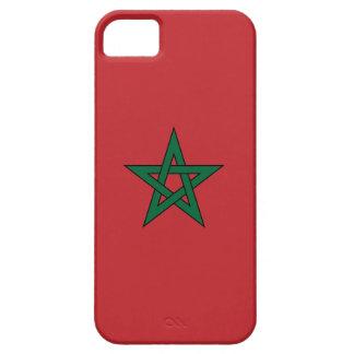 Morocco – Moroccan Flag iPhone SE/5/5s Case