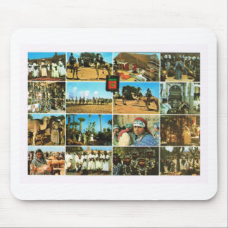 Morocco, North AFrica, Marrakesh multiview Mouse Pad