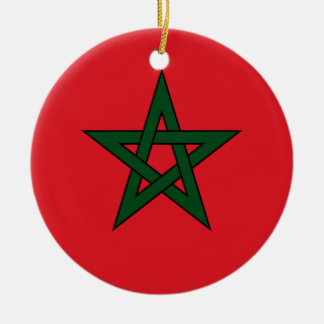 Morocco Christmas Tree Ornament