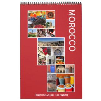 morocco photography calendar