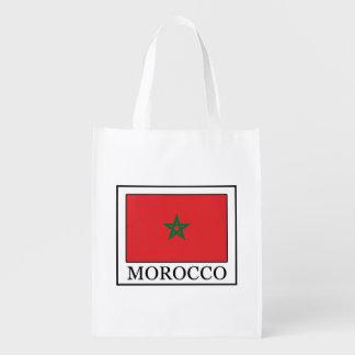Morocco Reusable Grocery Bag