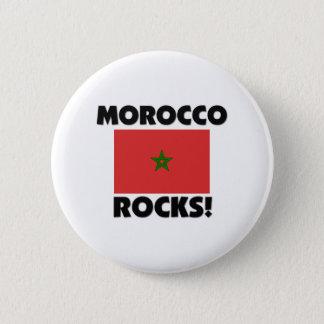 Morocco Rocks Pinback Button