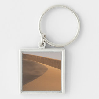 Morocco, Sand Dunes, Draa Valley Keychain