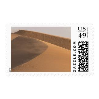 Morocco, Sand Dunes, Draa Valley Postage Stamp